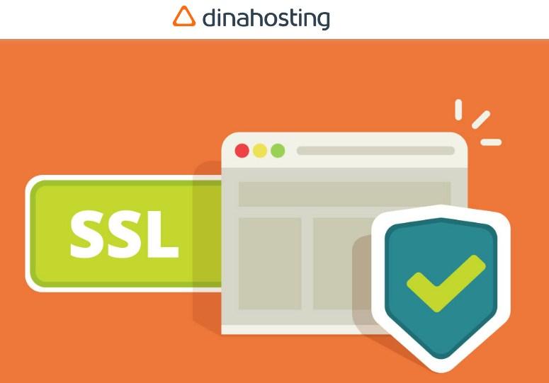 dina hosting ssl