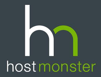hostmonster hosting logo
