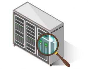 hosting servidores web