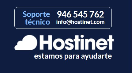 hosting soporte y atención