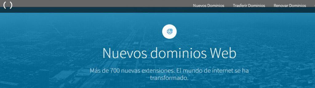 nominalia hosting dominios