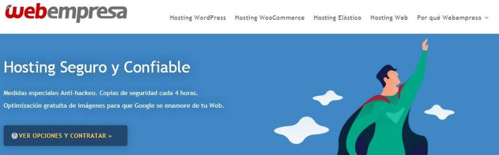 webempresa hosting web