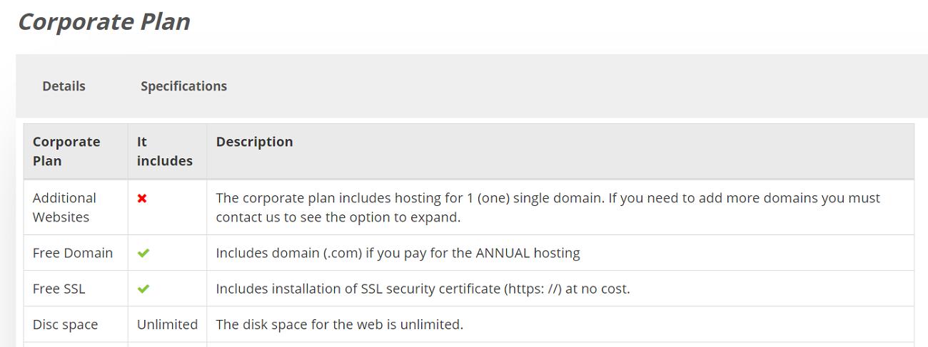 El almacenamiento que le permitas tener a tu proyecto web es muy importante debido a que contratando el plan adecuado que ofrece hosting paraguay