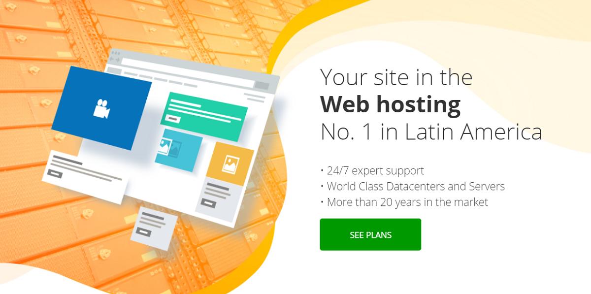 Donweb hosting es una empresa especializada en prestar servicios a todos los usuarios interesados en comenzar un proyecto web