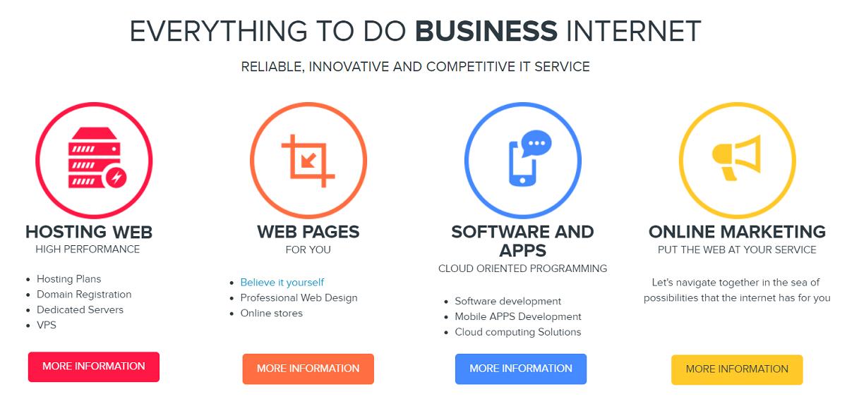 Ok Hosting es una compañía que busca la perfección en los servicios que ofrece