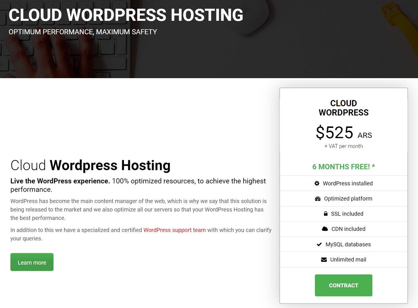 Es posible instalar muchas características haciendo uso de cPanel, existen muchas aplicaciones como WordPress u otros complementos