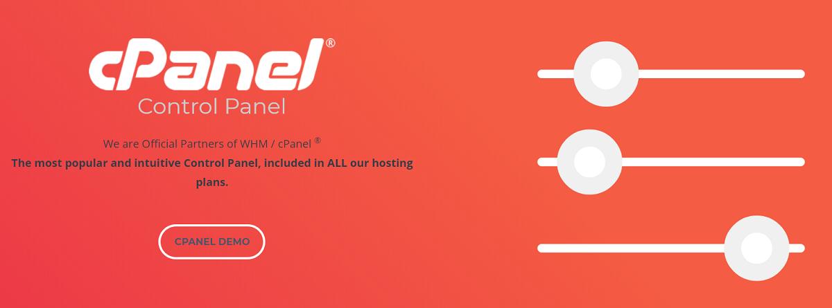 Entre las aplicaciones adicionales que ofrece este proveedor, podemos notar que cuenta con cPanel, el cual permite instalar muchas herramientas útiles