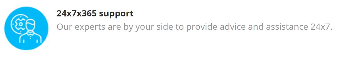 El soporte técnico que ofrece Donweb es de alta calidad
