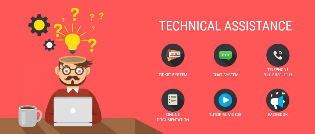 El soporte técnico ofrecido por Towebs es de alta calidad para sus clientes