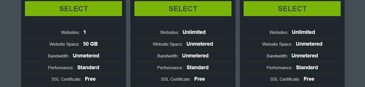 Todos sus planes cuentan con certificados SSL totalmente gratuitos para el dominio principal y todos los sub dominios