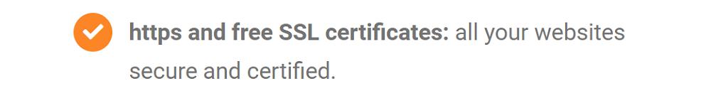 Sin duda un certificado SSL es de suma importancia hoy en día para la seguridad y confianza de un sitio web