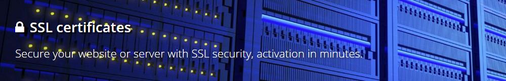 El certificado SSL es muy importante en todo sitio web que quiera ser tomado en serio en la red