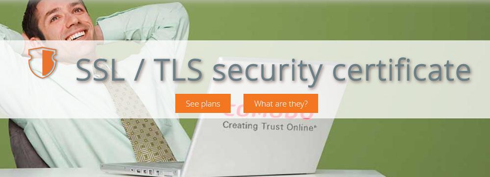 Este proveedor de alojamiento, hostdime, ofrece el servicio de certificado SSL totalmente aparte del hosting