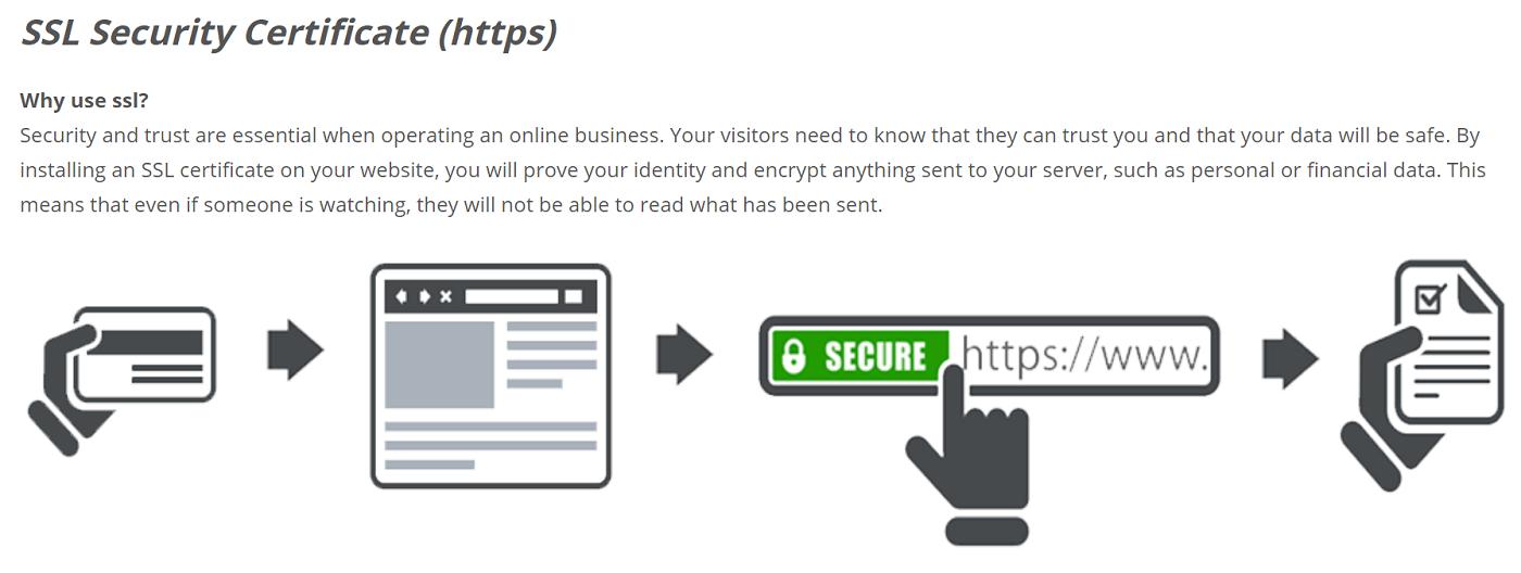 El certificado SSL es esencial, no es opcional si deseas tener un sitio web en óptimas condiciones y con capacidades de desarrollarse, servicio que ofrece hosting paraguay