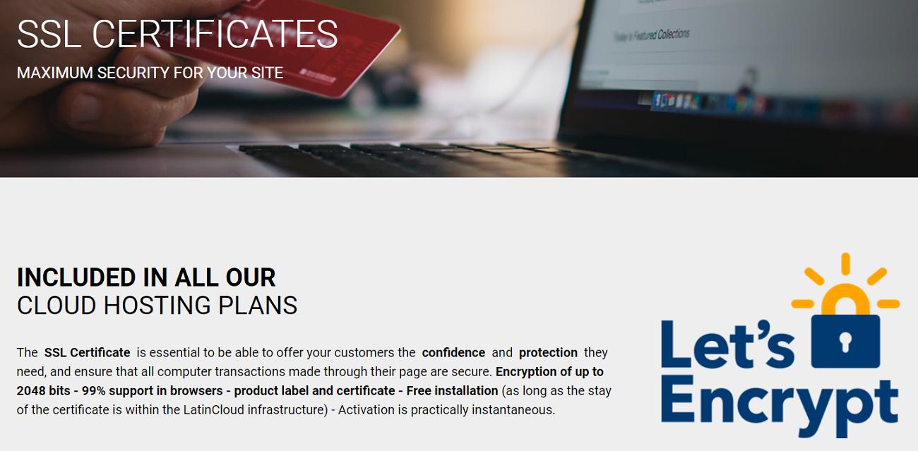 El Certificado SSL es fundamental para poder ofrecer la confianza y la protección que necesitan