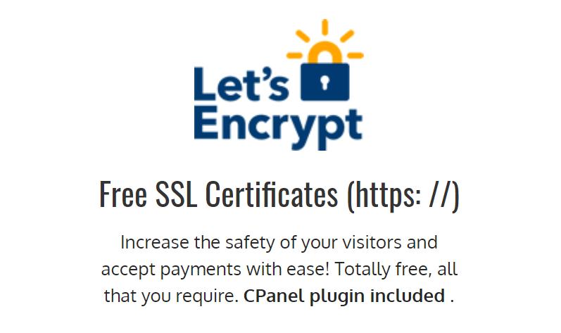 Un certificado SSL (Secure Sockets Layer) otorga conexión segura a su sitio web