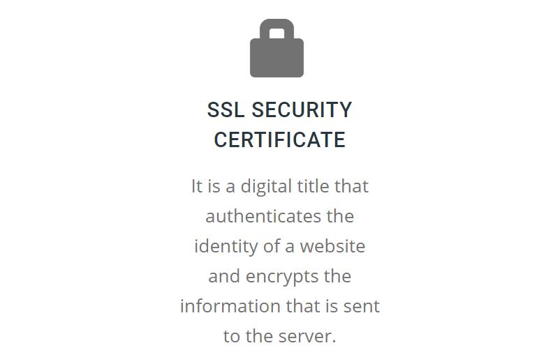 El certificado SSL es primordial en todos los sitios web que deseen ser exitosos en algún momento