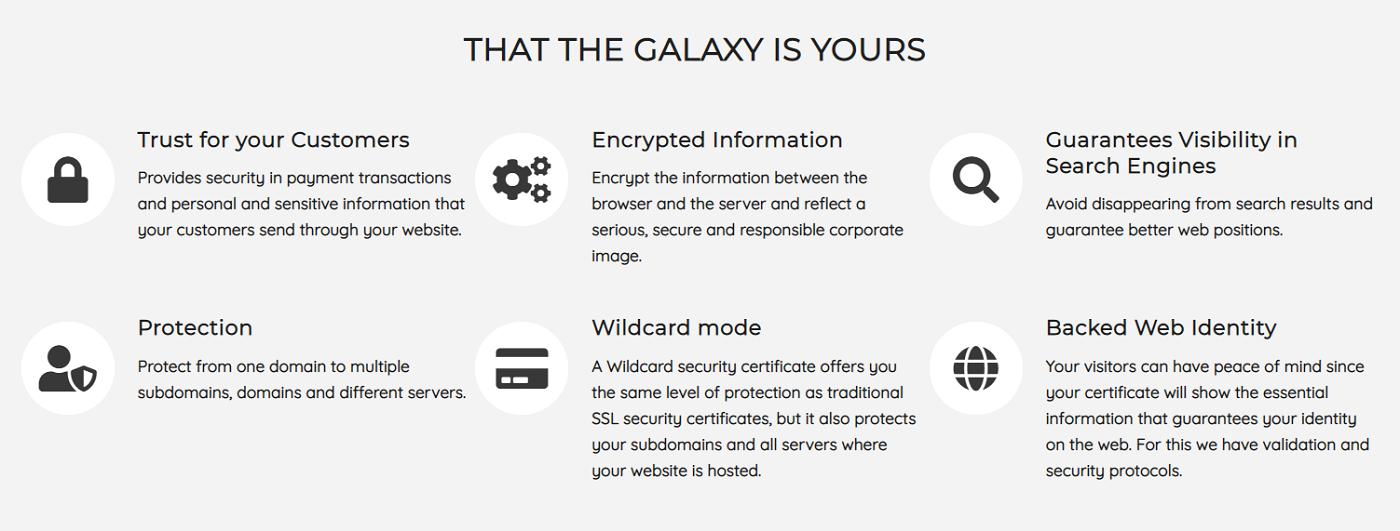 El certificado SSL es muy importante, pues aporta múltiples beneficios