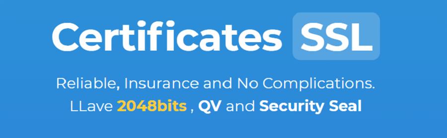 Este proveedor ofrece certificado SSL para asegurar tu web, lo quees una gran ventaja obtener este servicio