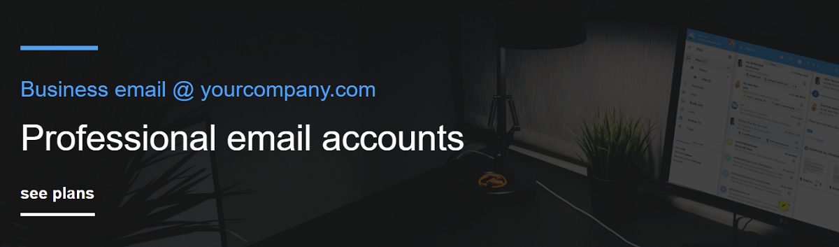 En el apartado de los correos electrónicos disponibles, con Duplika hosting podrán contar con cuentas de correo ilimitadas en todos sus planes de alojamiento