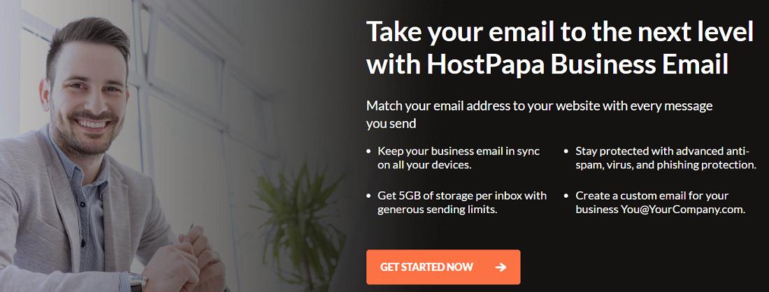 También cuentan con diversos servicios de mail que son muy buenos