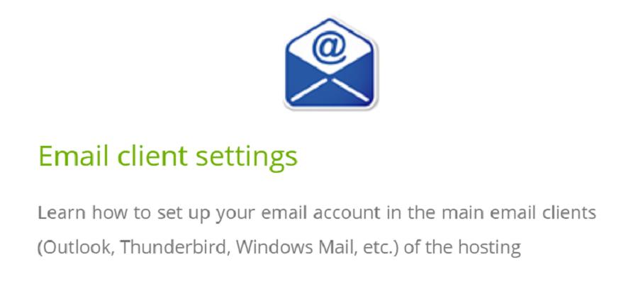 Contar con cuentas de correo profesional alojadas con tu dominio en los servidores de Inc es muy importante