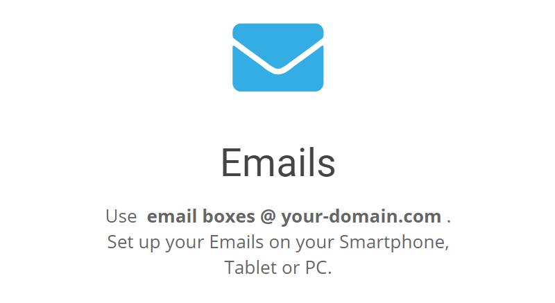NUThost invitan a los usuarios interesados a generar mayor credibilidad empresarial con un correo profesional