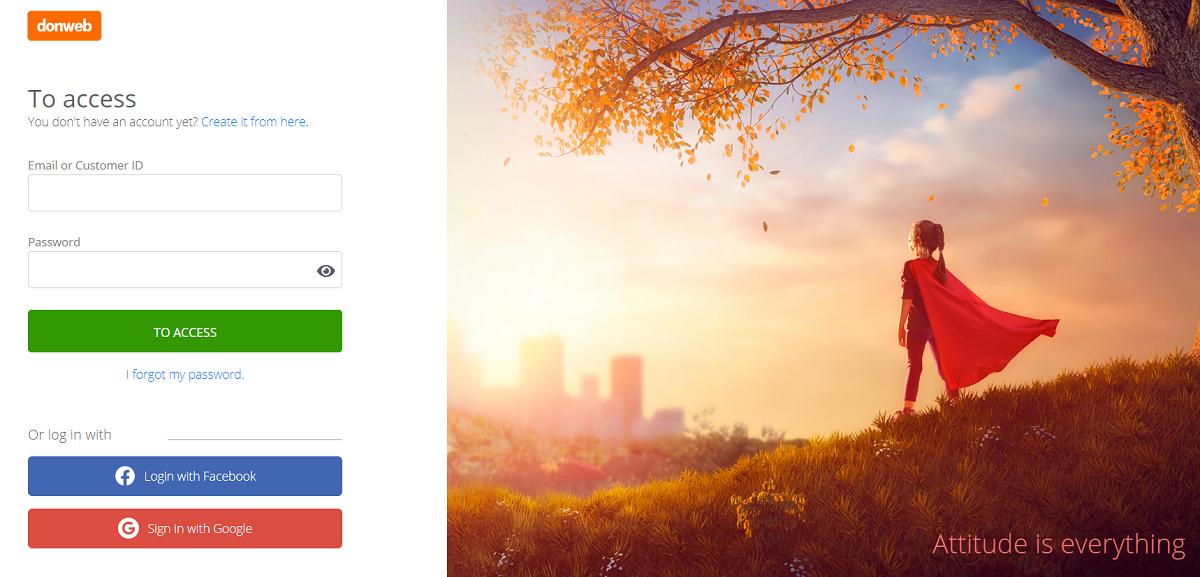 Cómo Instalar Donweb Hosting Para Tu Página Web de forma sencilla