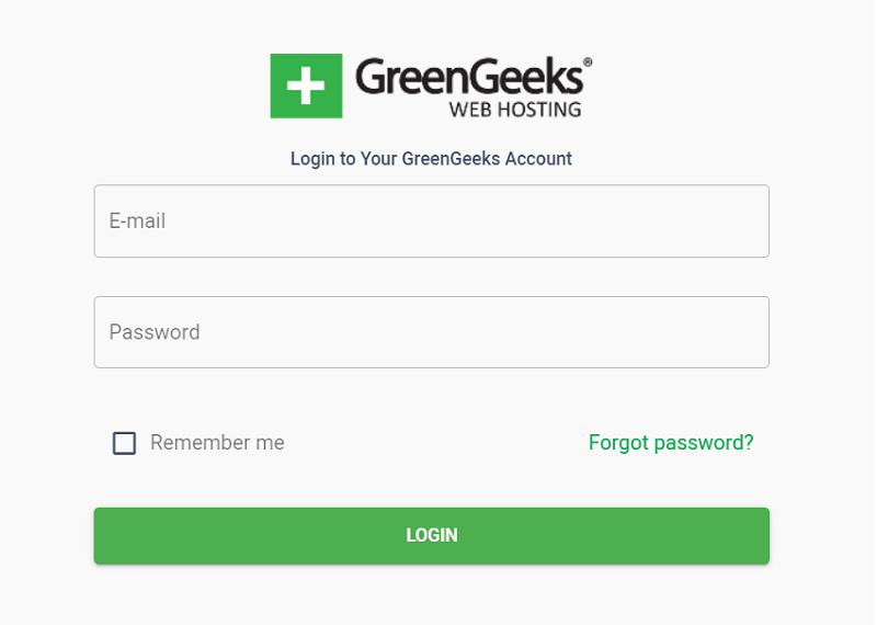 La manera principal de instalar un hosting como GreenGeeks, es adquiriendo una licencia desde el sitio web de la empresa
