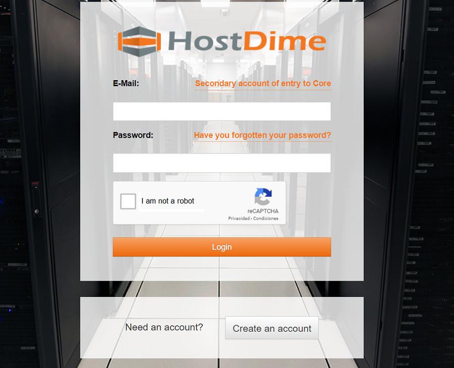 Instalar hostdime de alojamiento es un procedimiento bastante complejo ya que no se trata de un simple hosting compartido, si no que hablamos de servidores completos