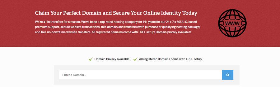 Los nombres de dominio son necesarios para darle identidad a vuestra web y a vuestro proyecto
