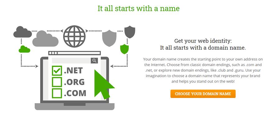 Lunarpages os garantiza la creación de vuestro dominio por partida propia de la dirección de vuestra web