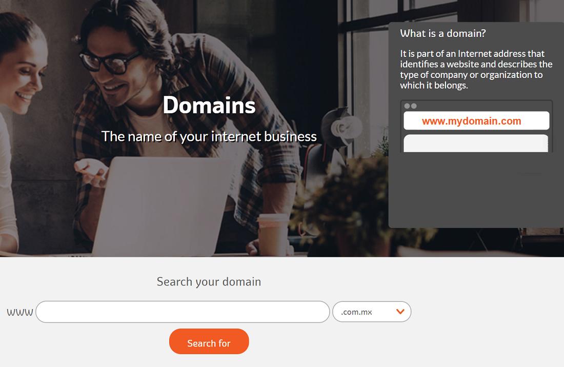 Los nombres de dominio son muy importante, gracias a esta característica puedes agregarle a tu sitio web una optimización mayor