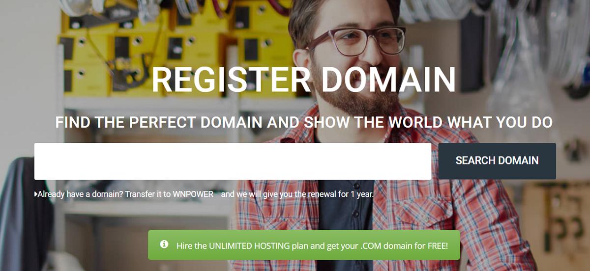 Actualmente, tener un dominio es una necesidad, Internet es la ventana que lo visibiliza ante sus clientes y el mundo
