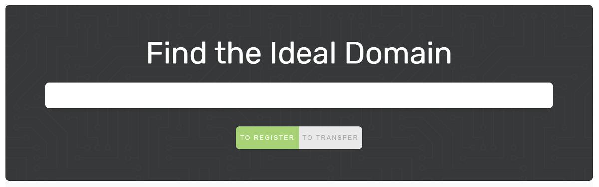 Este proveedor ofrece un excelente servicio de registro de dominios, con un precio muy competitivo en el mercado