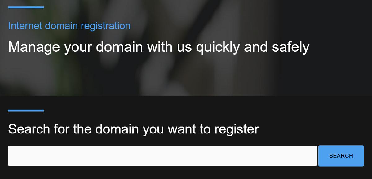 Contar con un nombre de dominio optimizado a tu proyecto web