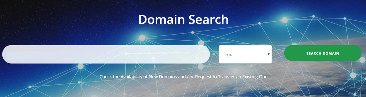 Hospedando.com.mx ofrece el servicio de registro de dominios a uno de los mejores precios que podrás encontrar en el mercado