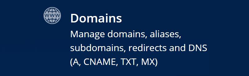 El nombre de tu dominio para tu sitio web es muy importante