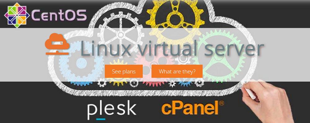 Este proveedor ofrece el servicio de servidores privados virtuales, en caso de que necesites algo potente, pero no tan potente