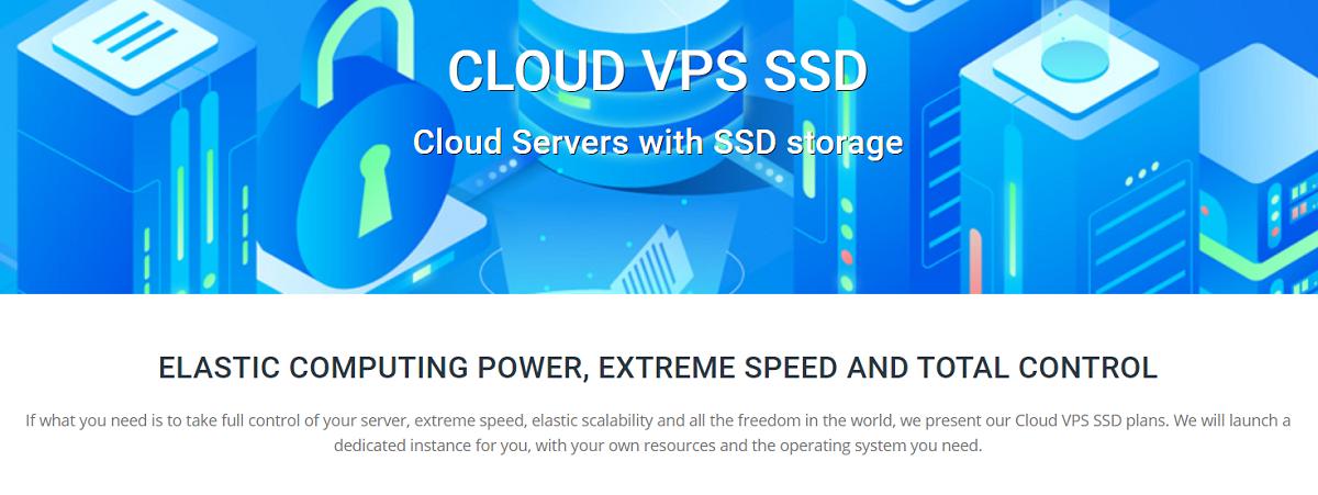 Los servidores Cloud VPS son productos apoyados en infraestructura en la nube que garantizan mayor provecho y resistencia