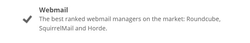 Contar con un correo electrónico profesional administrado mediante Webmail, les proporciona múltiples beneficios que deben ser tomados en cuenta.
