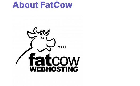 Hosting Fatcow