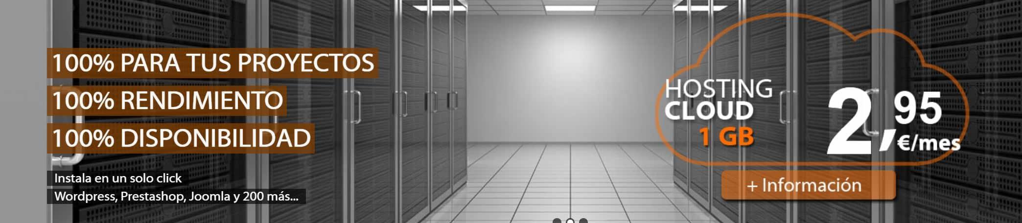 Abansys cuenta con varios servicios y planes de hosting para sus usuarios.