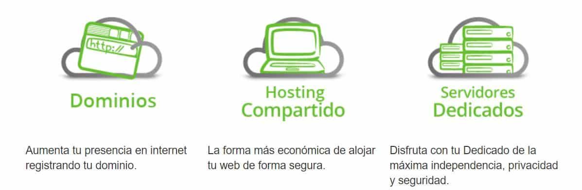 Descubre el hosting compartido de Acens, uno de los mejores del mercado.