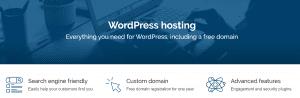 En Ipage podrás instalar automáticamente tu wordpress o cualquier cms.