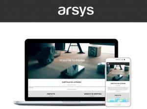 Arsys ofrece una variedad de planes de alojamiento a sus usuarios.