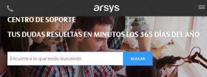 La calidad de soporte de Arsys es buena, rápida y eficaz, y nunca te dejará con dudas