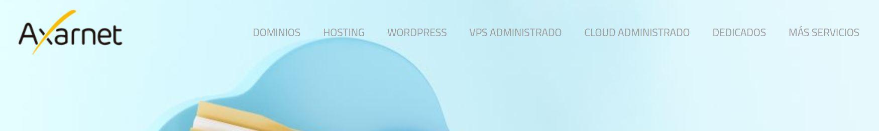 Axarnet es un proveedor de hosting muy recomendado por sus usuarios.