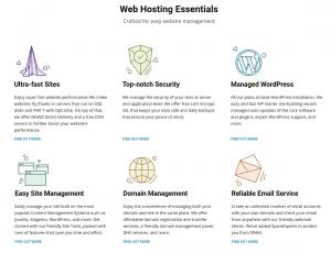 El hosting de este proveedor es muy fácil de usar