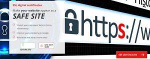 El Certificado SSL de Hostalia viene incluido cuando adquieres un plan.